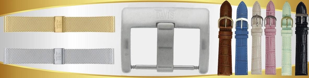 Davis bracelets pour montre