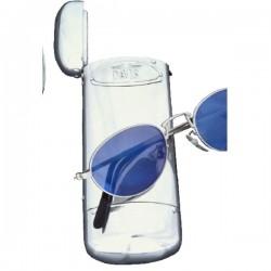 ALU brillenbox