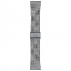Watchstrap steel silver 2