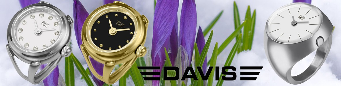 Davis ring-horloges